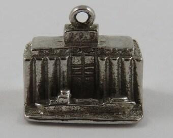 Port of Thunder Bay Sterling Silver Vintage Charm For Bracelet