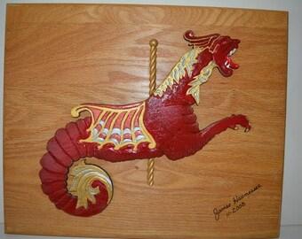 Carousel Sea Dragon