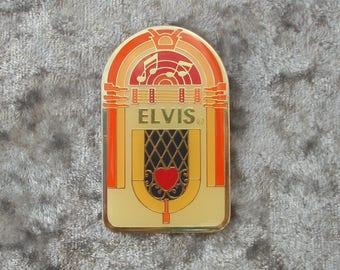 Rare Vintage Elvis Presley Jukebox Magnet