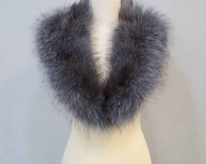 Special for Leather Jacket, Winter Fur Collar F678