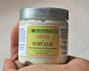 Pumpkin Brown Sugar Body Butter 4oz
