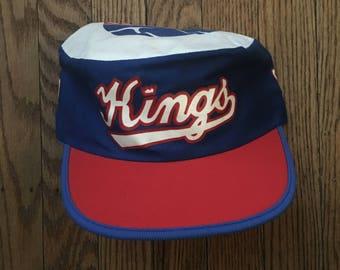 Vintage Sacramento Kings NBA Hat Painters Baseball Cap