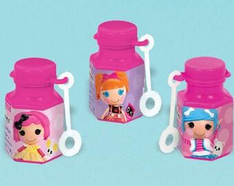 Lalaloopsy Mini Bubbles 12ct