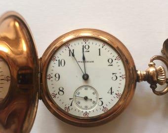 Waltham Pockey Watch