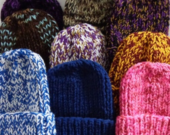 The Best Double-Knitted Adult Hats