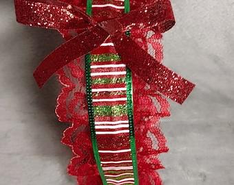 Christmas or winter headband for girls