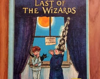 The Last of the Wizards by Rona Jaffe, HB, 1961