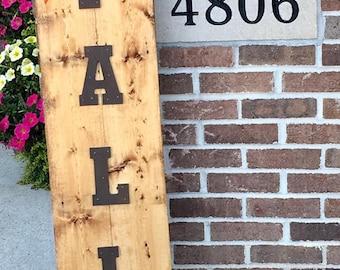 Fall Outdoor Porch Decor