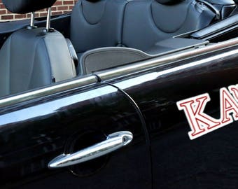 Set of 2 Kappa Alpha Psi Auto Magnets