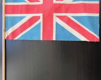 Antique/Vintage(?) British Union Jack Hand Flag