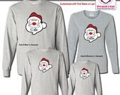 Holiday Long Sleeve Shirt...