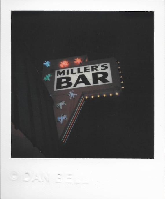 Miller's Bar in Detroit / 6.30.17