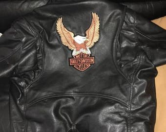 Limited Edition Harley Davidson T Shirt From London England