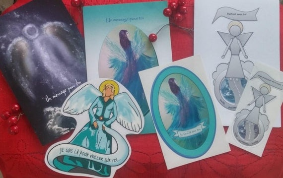 Cartes avec anges/Cartes anniversaires/Fête des mères/Cartes avec Ange en cadeau/Anges protecteurs