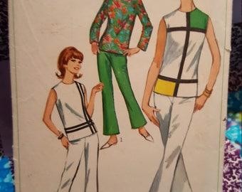 Vintage Simplicity #6389 size 12