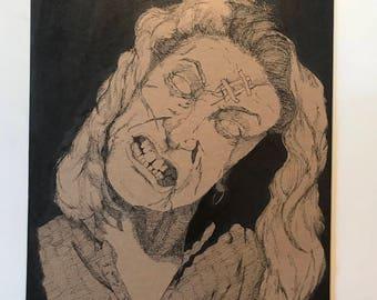 Evil Dead Cheryl Original