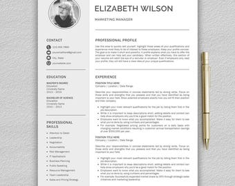template of cover letter