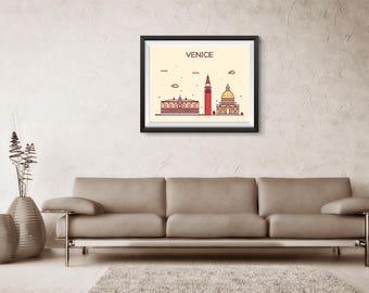 Venice Home Decor Etsy