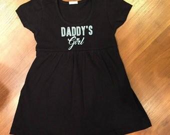 Daddy's Girl little girl's dress