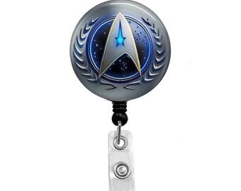 Star Trek - Badge Reel Retractable ID Badge Holder
