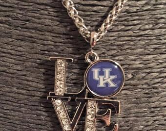 Love UK Necklace
