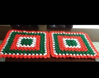 Beautiful Handmade Crochet Decor