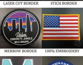 custom backpack patches, iron on backpack patches, cool backpack patches