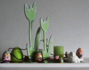 Oster Dekoration Ostereier