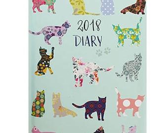 A5 Planner 2018, agenda 2018