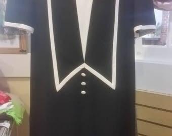 DW3 - David Warren Vintage Dress