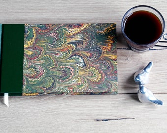 Lovely hand made notebook.
