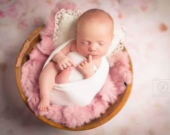 Photo Pillow, Lace, Newborn Posing Pillow, Baby Pillow Prop, Newborn Photo Prop, Posing Baby Pillow, Photography Prop, New Born Photo Props