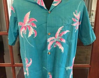 Vintage Authentic Hawaiian Shirt