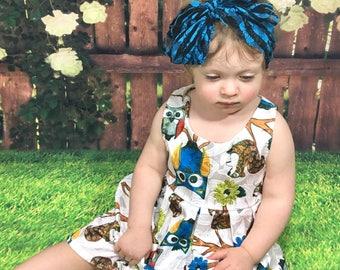 Rose Lace Headwrap- Headwrap; Stretchy Headwrap; Baby Headband; Toddler Headband; Baby Headwrap; Toddler Headwrap; Stretchy Head Wrap