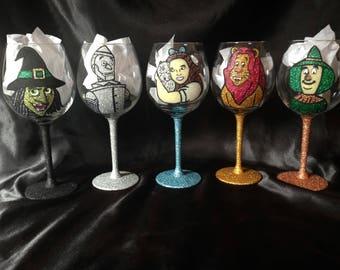 The Wizard of Oz Glitter Glasses