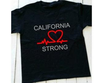 California Wildfire fundraising shirt, CA wildfire shirt, Sonoma Fire relief shirt, CA Wildfire shirt, California Fire shirt