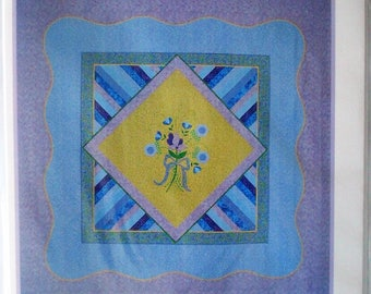 Breath of Spring - Cloudpatch Designs by Sally Brown