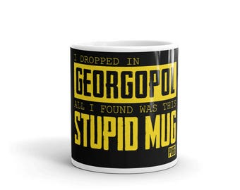 PUBG - Dropped in Georgopol - PlayerUnknown's Battlegrounds - Mug