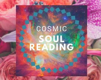 Psychic Reading Cosmic Soul Reading