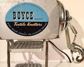 Robot Lamp Boyce