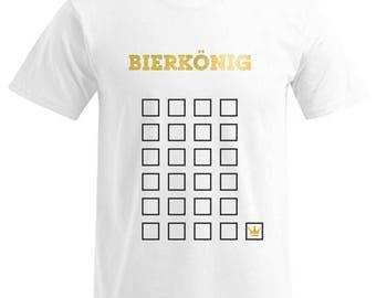 Beer King - shirt