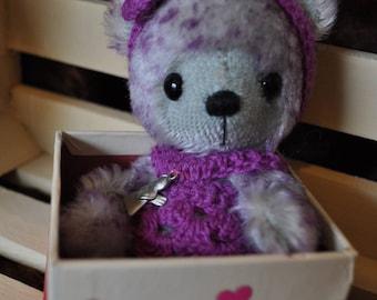 "Artist Teddy bear ""Lotta"" reserved"