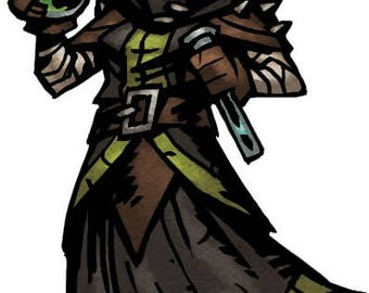 CUSTOM ORDER Darkest Dungeon costume Plague Doctor