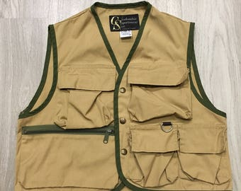 Columbia Sportswear Vintage Fishing Vest - Unisex Size XS