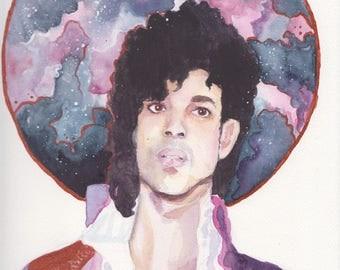 Prince of the Stars - Original Painting