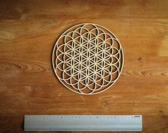 Flower of Life 15/20 cm