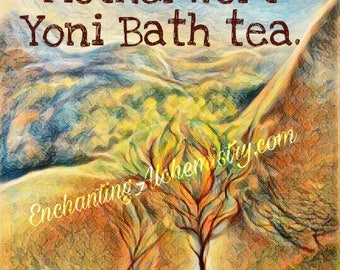 Yoni steam bath