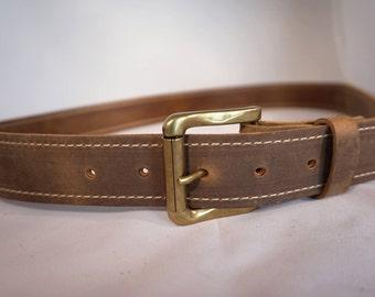 Distressed Leather Belt. Mens Leather Belt.Thick Leather Belt.Bridle Leather Belt.Leather Jeans Belt.Custom Leather Belt.Wide Leather Belt