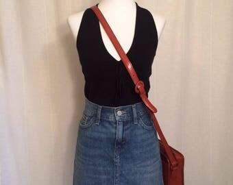 90's Levis High Waist Denim Skirt • Denim • Vintage 90s Skirt • 90s Skirt • Vintage Levis