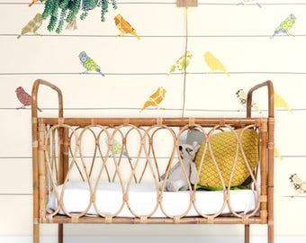 BAMBOO rattan cradle / Crib / Bassinet